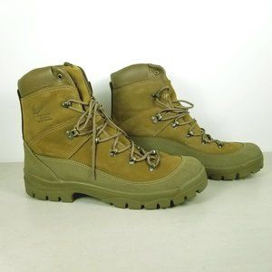 """Danner 43515X ICH 7"""" Olive Boots  Size 15 Mens R."""